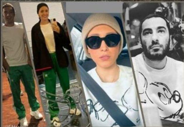 33062 416 - نوید محمدزاده تلویحا از نامزدی با فرشته حسینی خبر داد + فیلم