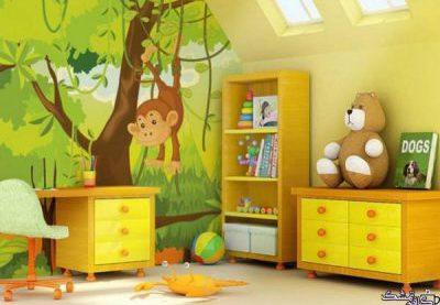 44 4 e1572374186714 - آموزش تزیین اتاق خواب همراه چند ایده