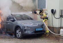 Hyundai fire 220x150 - حذف هیوندای کنا الکتریکی از بازار کره پس از آتشسوزیها