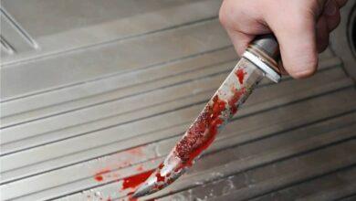 kill knife 390x220 - 3 جنایت با انگیزه شخصی در ساوه