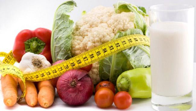 natural weight loss1 - برای لاغری چی بخوریم؟ 35 غذای رژیمی برای لاغر شدن سریع