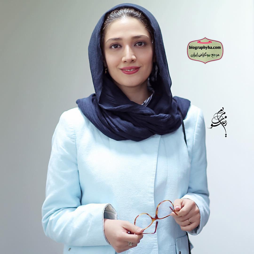 ساداتی بازیگر - بیوگرافی مینا ساداتی و همسرش+داستان عاشقی و بازیگری