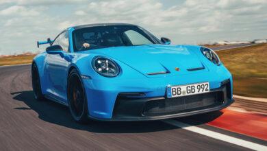 1 porsche 911 gt3 2021 uk first drive review hero front 390x220 - تجربه لذتبخش رانندگی با پورشه ۹۱۱ GT3 جدید