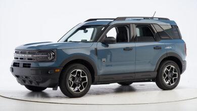 2021 Ford Bronco Sport 390x220 - کسب بالاترین رتبه ایمنی توسط فورد برانکو اسپورت