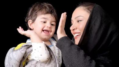 36455 104 390x220 - فیلم جالبی  که زیبا بروفه برای تولد پسرش اهورا منتشر کرد