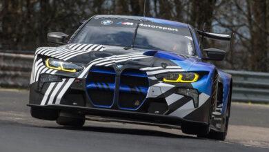BMW M4 GT3 390x220 - اولین ملاقات بامو M4 GT3 جدید و نوربرگ رینگ
