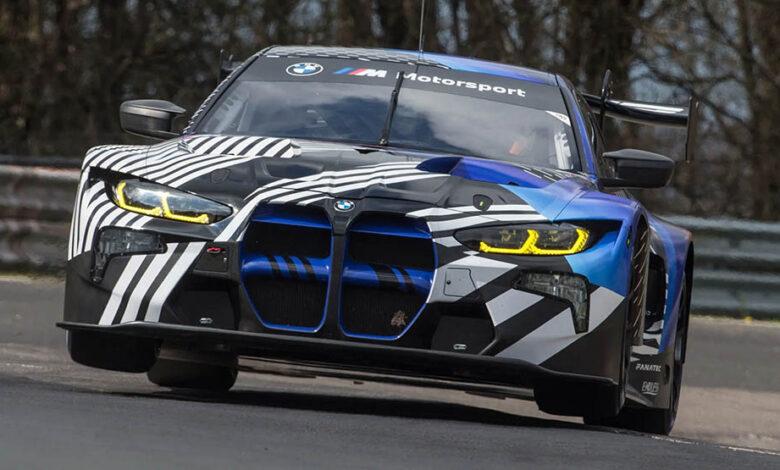 BMW M4 GT3 780x470 - اولین ملاقات بامو M4 GT3 جدید و نوربرگ رینگ