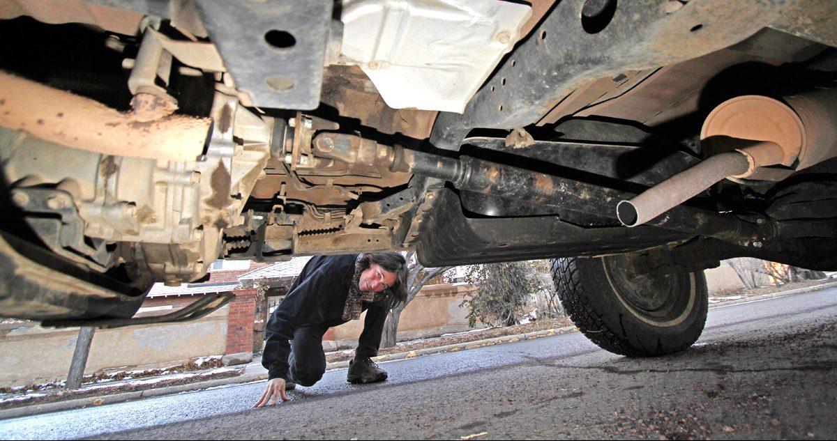 catalytic converter theft - افزایش سرقت خودرو در سال 2020، مبدلهای کاتالیتیک هدف اصلی!