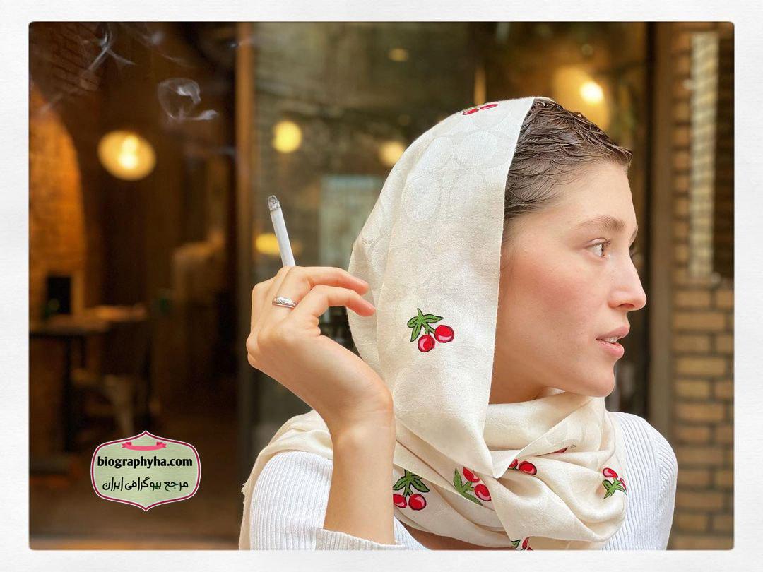 فرشته حسینی - بیوگرافی فرشته حسینی بازیگر زیبای ایرانی+داستان عاشقی