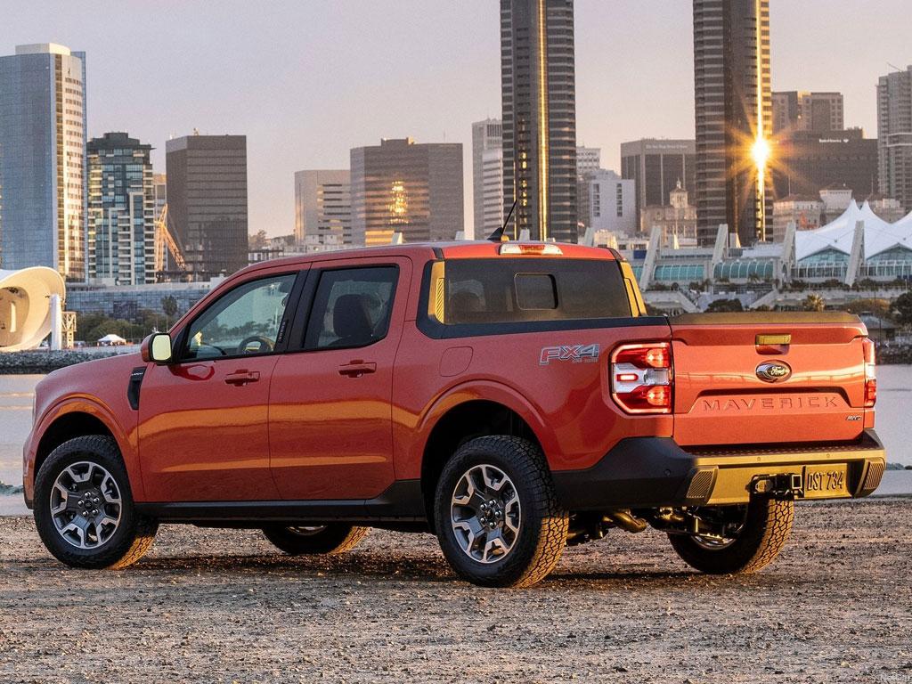 2.Ford Maverick - فورد ماوریک جدید در اروپا عرضه نخواهد شد
