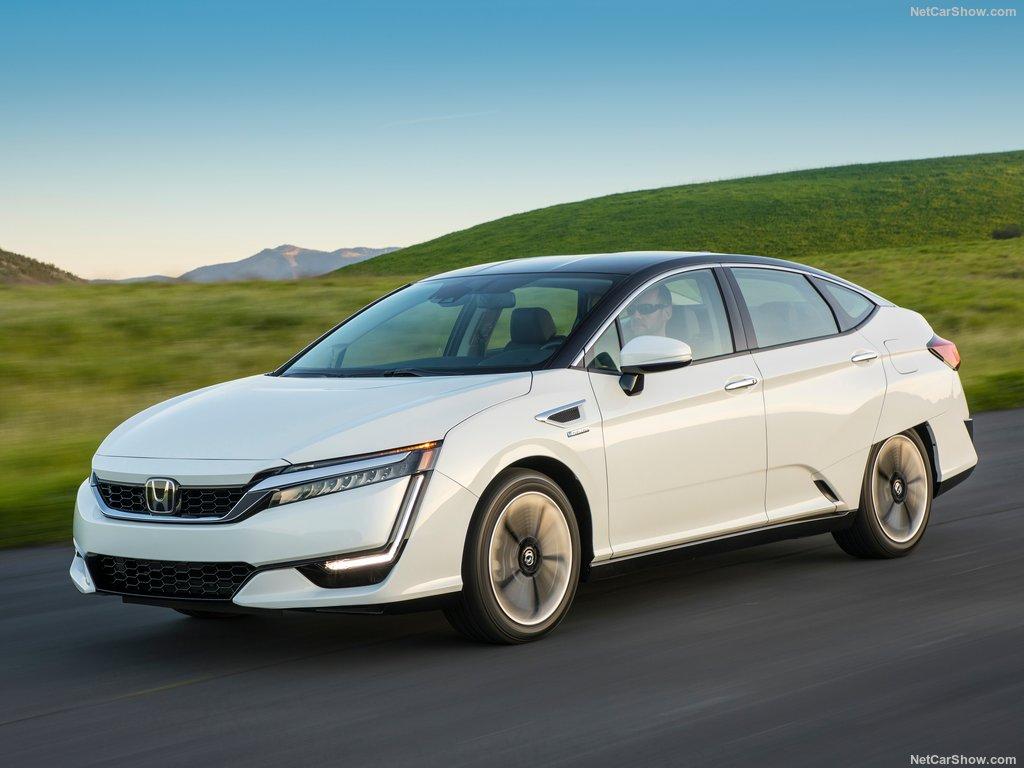 Honda Clarity Fuel Cell 2017 1024 1a - خداحافظی هوندا با مدل پاک کلاریتی