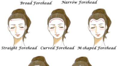 Iv Forehead 390x220 - شخصیت شناسی افراد از روی نوع پیشانی